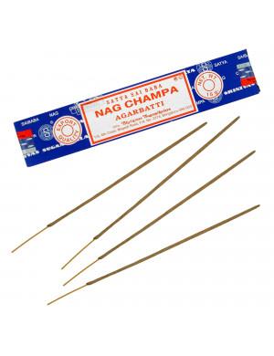 """Encens Naturel """" Nag Champa """" 15 gr. [Satya BNG]"""