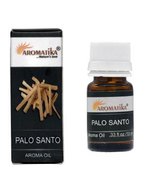 Huile Parfumée au Palo Santo / 10 ml. [Aromatika]