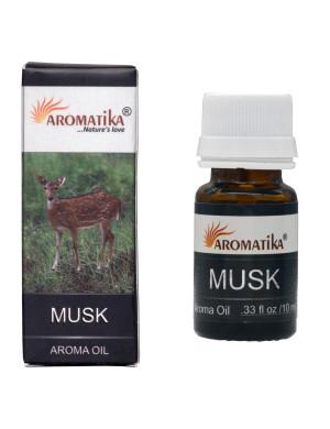 Huile Parfumée au Musc / 10 ml. [Aromatika]