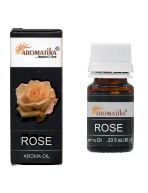 Huile Parfumée à la Rose / 10 ml. [Aromatika]