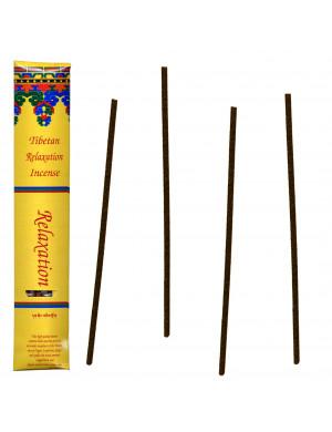 "Encens Tibétain Naturel "" Tibetan Relaxation Incense "" / 12 Bât. [Khacho Ghakyil Ling Nunnery]"