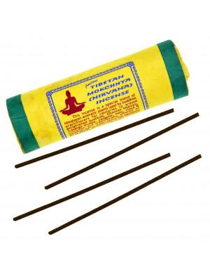 "Encens Tibétain Naturel "" Mokchhya "" (""Nirvana"") / 30 Bât. [Mandala Art & Incense]"
