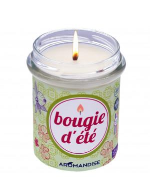 Bougie Anti-Moustique 100% Naturelle / 150 Gr. [Aromandise]