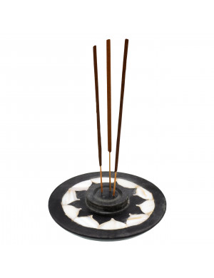 Porte-Encens Lotus
