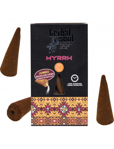 Myrrhe [Cônes d'Encens Creux]