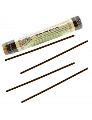 """Encens Tibétain Naturel """" Snow-Lion Incense """" / 48 Bât. [Himalayan Herbs Centre]"""