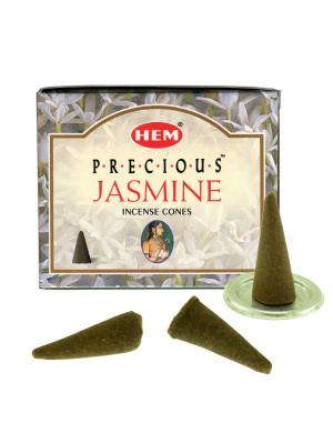 Encens Naturel au Jasmin Précieux