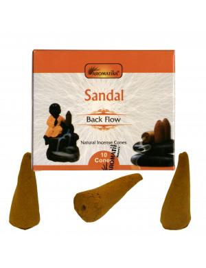 """Encens Naturel au Bois de Santal ("""" Sandal """")"""