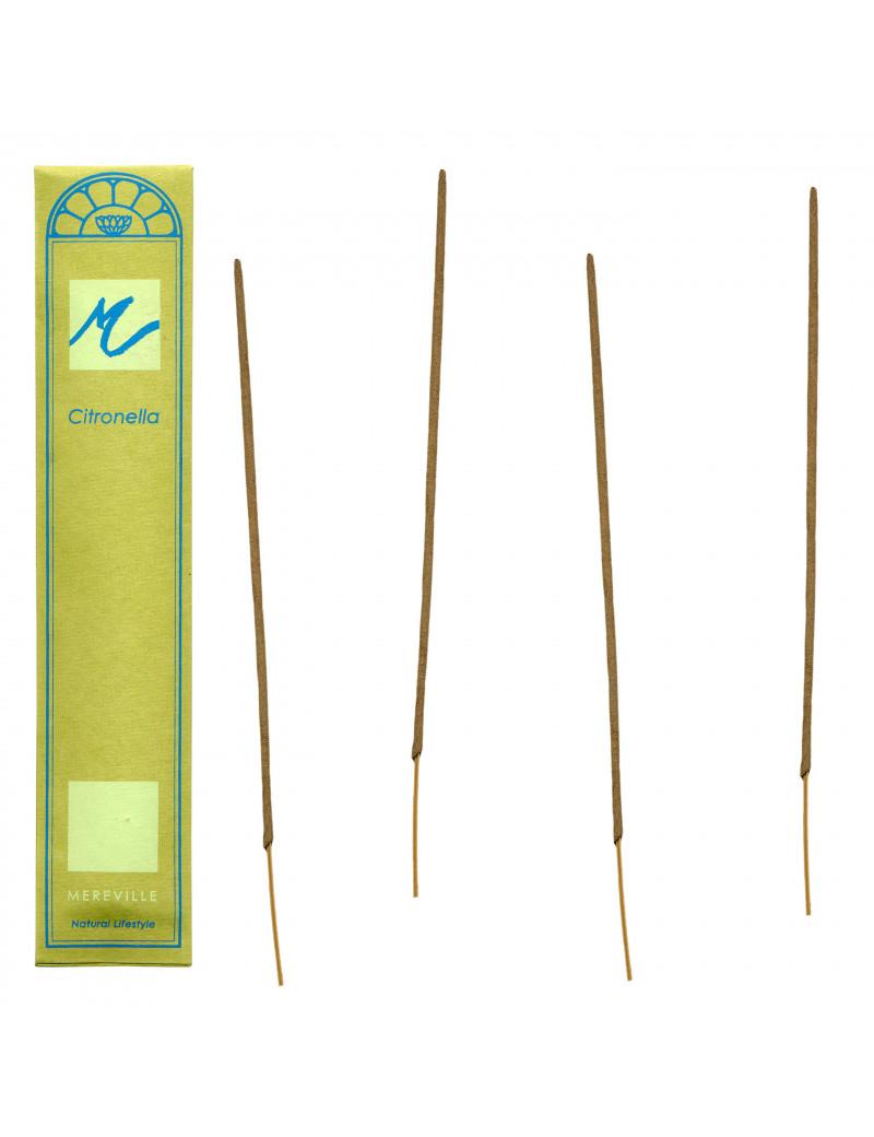 Encens Anti-Moustique Naturel à la Citronnelle