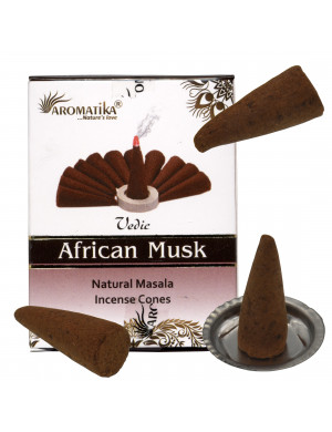 "Encens Naturel  au Musc Africain ("" African Musk "")"