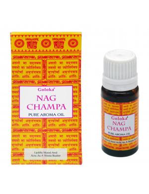 "Huile Parfumée "" Nag Champa """