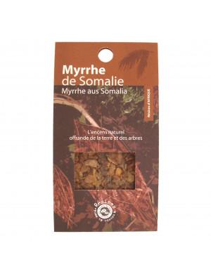 Résine Naturelle de Myrrhe de Somalie