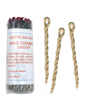 """Cordelettes Népalaises """" Nag Champa """""""