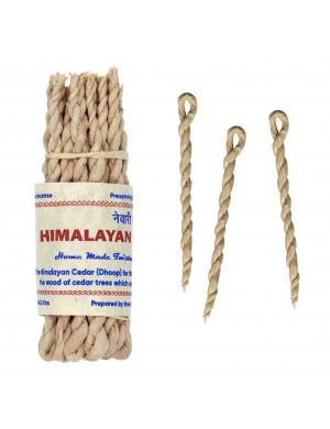"Cordelettes Népalaises au Cèdre de l'Himalaya ("" Himalayan Cedar "")"