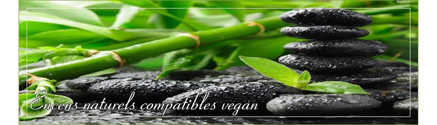 Encens Vegan et naturel en bâtonnet et en cône