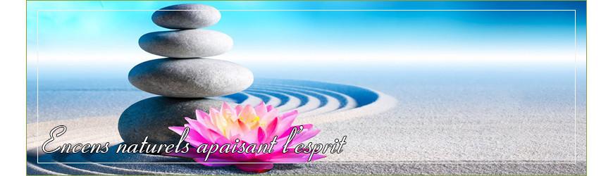 Encens naturel conçu pour un apaisement de votre esprit !