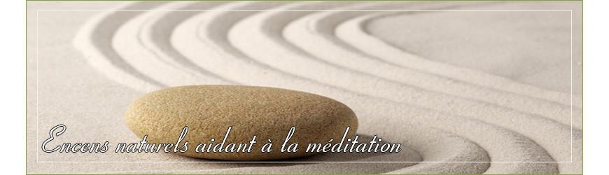 Encens naturel aidant à la méditation. Encens naturel et pur !