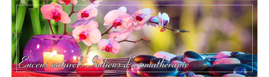 Encens naturel Indien d'Aromathérapie ~ Encens Naturel et Pur