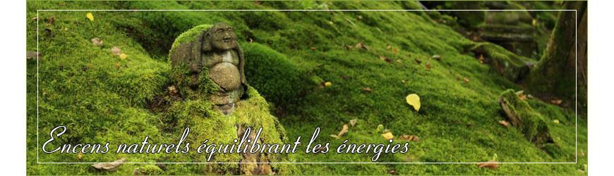 Équilibre les énergies : Encens naturel équilibrant les énergies !