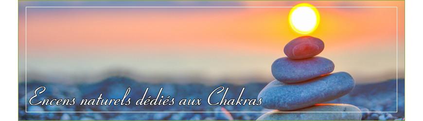 Encens naturel dédié aux Chakras ~ Encens Naturel et Pur