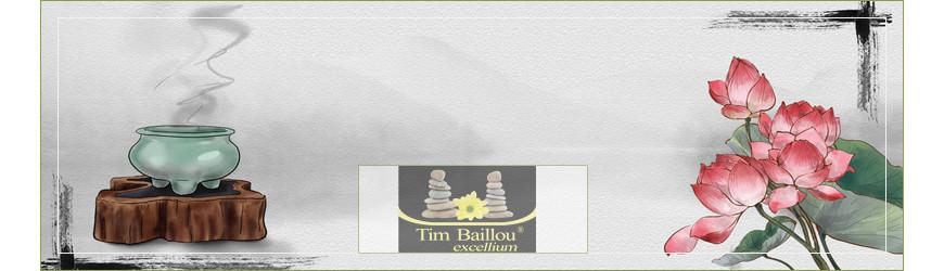 Encens Tim Baillou : Encens Naturels Tim Baillou en Bâtonnet, en Cône
