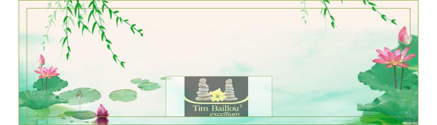 Résines sur Bâtonnet de la marque Tim Baillou, fabriqués à Auroville
