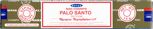 Encens naturel Shrinivas Sugandhalaya LLP